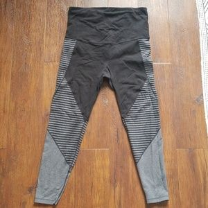 Gap Fit maternity workout pant leggings, medium